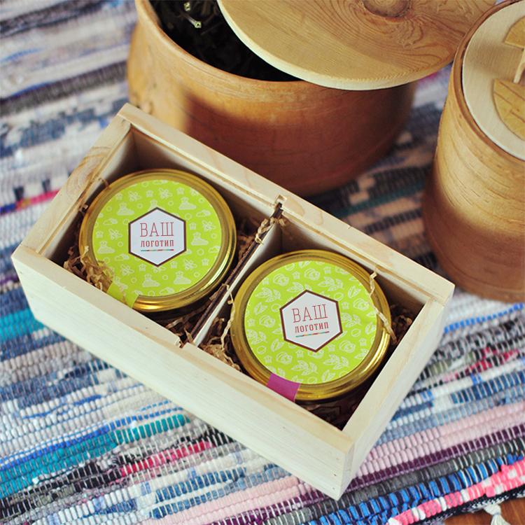 Красиво упакуем ваш мёд