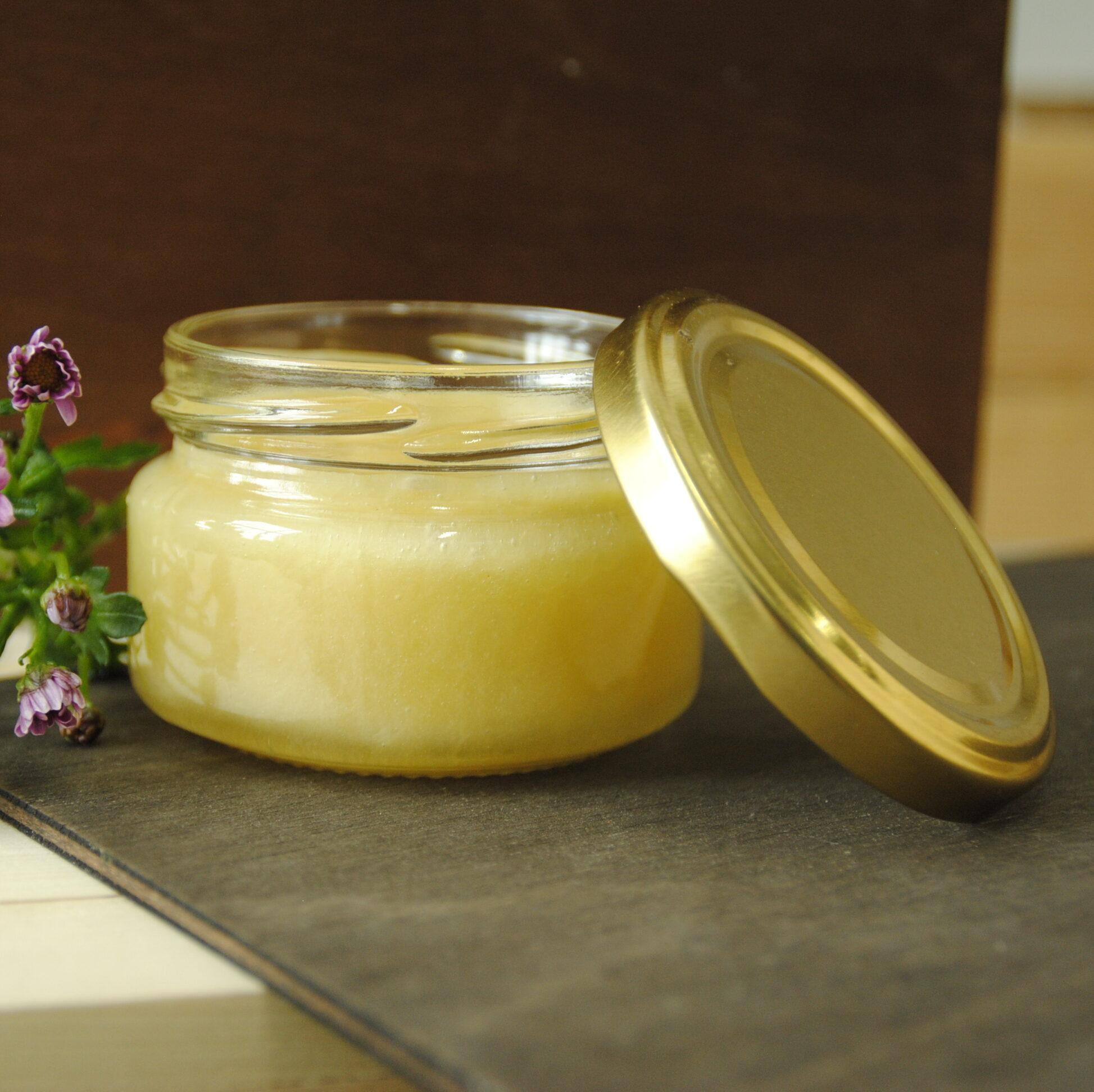 Мед разнотравье в стекле 125 г